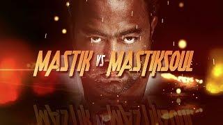 Mastik VS Mastiksoul - Burn di Fire feat. Pressure - Teaser Video