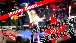 2017 - AC/DC Tribute Band: !THUNDERSTRUCK!