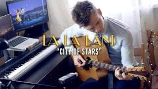 (La La Land) City Of Stars - Piotr Szumlas - Fingerstyle Guitar Cover