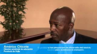 Los servicios sociales de Angola se esfuezan por mantener el ritmo de una población creciente