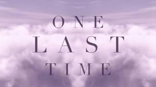 Acapella + Instrumental /// Ariana Grande - One Last Time [Download]
