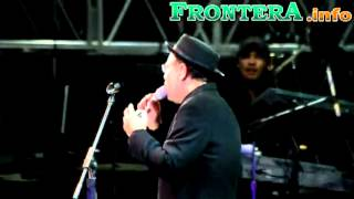 Prende Rubén Blades una noche salsera en Tijuana