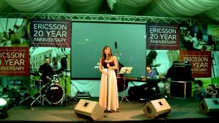 Viorica Pintilie - Baby I'm a fool (live)