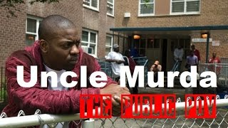 Uncle Murda in Rome on the grind