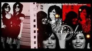The Veronicas-Popular
