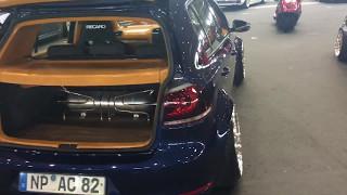 Wekfest Japan 2017 . freedom Volkswagen golf6