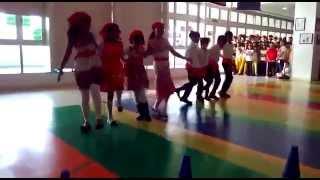 Kids Choreography on O Malhao O Malhao By Linda De Suza