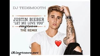 Let me love you ringtone - Justin Bieber ringtones for mobile