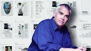 Diseño y construcción de una revista – Un curso de Óscar Mariné , Diseñador gráfico