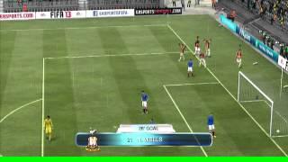 Fifa Doubles won Premium match against no surrender