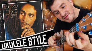 [ Bob Marley ] Legend - Full Album On Ukulele!