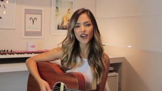 ACORDANDO O PRÉDIO - Luan Santana (Gabi Luthai Cover)