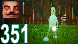 Hello Neighbor - My New Neighbor R2-D2 (R2D2) Act 2 Gameplay