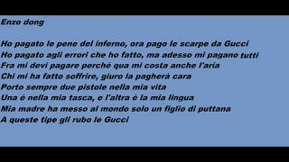 Enzo Dong - Gucci Rubate (Lyrics - Official Audio)