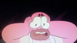 Greg freaking out (Steven Universe)