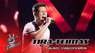 "Fausto Vasconcellos – ""Skinny Love"" | Tira-Teimas | The Voice Portugal"