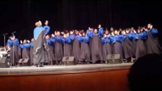 "Howard Gospel Choir - ""Fall 2010 Auditions"""