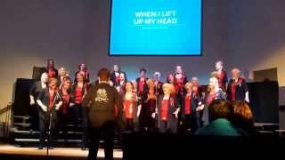 """When I Lift Up My Head"" Ft. Memphis City Sound Chorus (Live)"