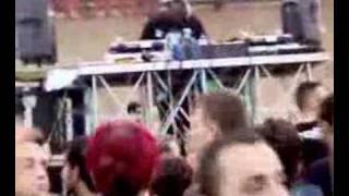 """DJ Rush play """"Goodnight Moon"""""""