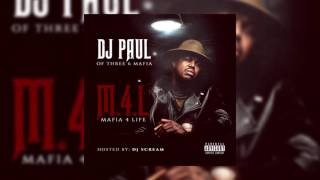 "DJ Paul KOM ""In My Brain"" from Mafia 4 Life [Audio] #M4L"