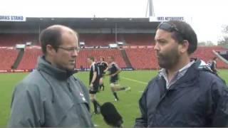 Andrew Flexman talks to no8tv