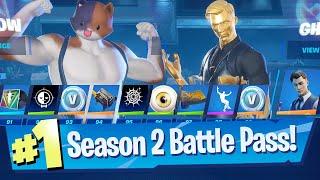 Fortnite Chapter 2 Season 2 - Battle Pass + NEW Lobby!