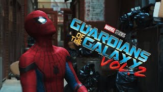 Spider-Man Homecoming Trailer-Guardians of the Galaxy Vol.2 Style