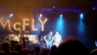 McFly 033 Danny Is Gay Dougie Singing
