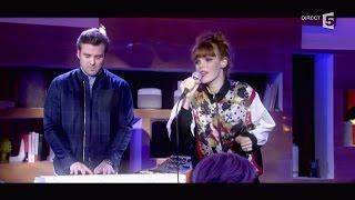 Feder, en live - C à vous - 26/01/2016