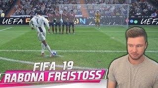 FIFA 19: RABONA FREISTOß TUTORIAL