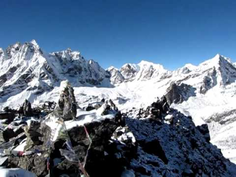 View from Gokyo Peak – Innermost Imagery Production http://www.innermostimagery.com