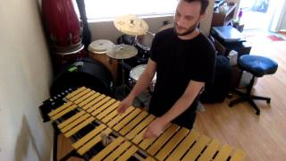 Joy Spring Clifford Brown Solo on Vibes - Andrew McAfee