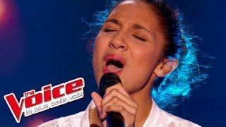 The Voice 2016 │ Lisa Mary - Paris Seychelles (Julien Doré) │ Blind Audition