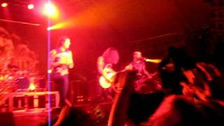 As I Lay Dying - Parallels Live 11/11/10 High Quality