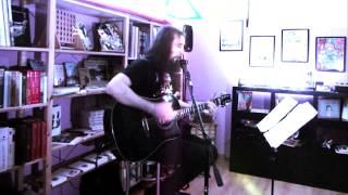 AGED TEEN - Descending Angel (Misfits, Michale Graves acoustic cover)