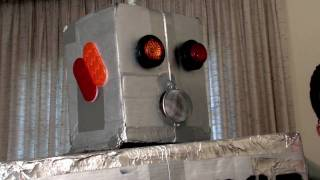 The Sex Robot - SMBC Theater