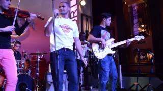 Kilindu  fado do capelão   live @ hard rock cafe
