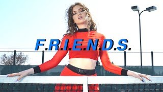 FRIENDS - Marshmello x Anne Marie | Dytto | Dance