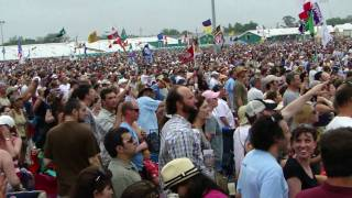 Pearl Jam - Betterman at Jazz Fest 2010