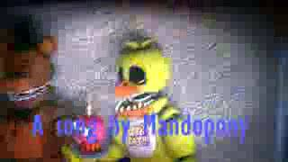 fnaf Song apenas ouro