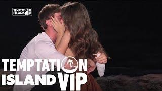 Temptation Island VIP - Nilufar e Giordano: il falò di confronto immediato
