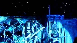 Hallowed Be Thy Name - Iron Maiden (live Udine 2010)