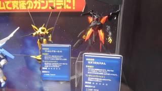 Gunpla building ideas - Bandai's Gundam Plastic Models at Chara Hobby 2012 ガンダム