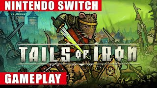 Tails of Iron Switch gameplay