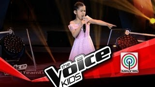 "The Voice Kids Philippines Sing Off ""And I am Telling You"" by Darlene"