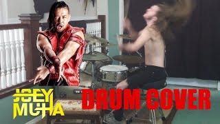 Shinsuke Nakamura WWE Theme Drumming!!! - JOEY MUHA