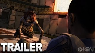 The Walking Dead: The Game - Choice Matters Trailer