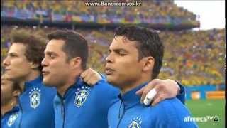 Brazil national anthem - 2014 Brazil worldcup (vs Croatia)
