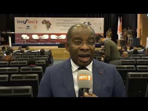 Participation de la Côte d'Ivoire à Investour