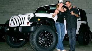 2013 Avorza Jeep Wrangler - The Auto Firm by Alex Vega